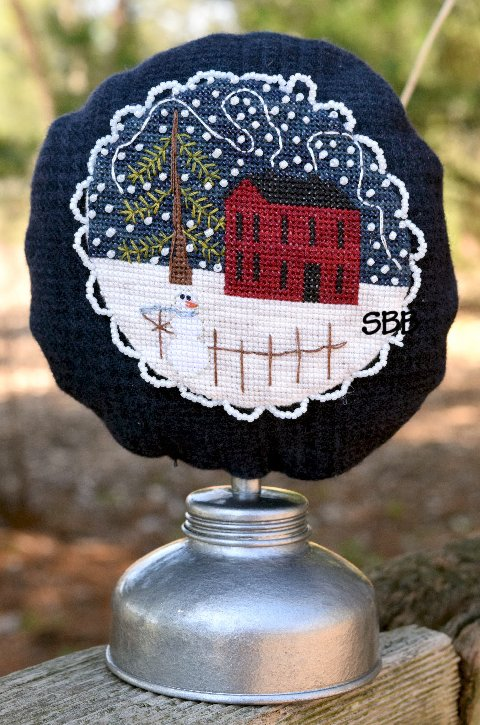 Clearance Myrtle Grace Motifs One Winter's Night