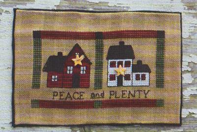 Clearance Myrtle Grace Motifs Peace & Plenty