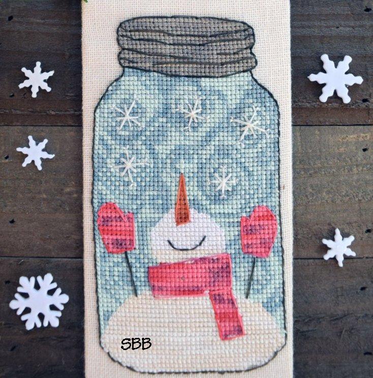 Clearance Myrtle Grace Motifs Snow Bottled Up