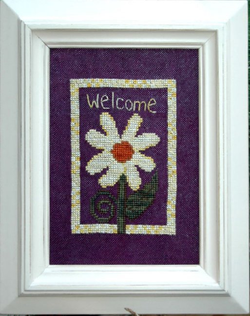 Clearance Myrtle Grace Motifs Welcome Spring