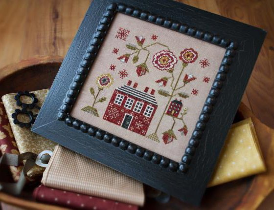 Clearance Plum Street Samplers A Red Cottage