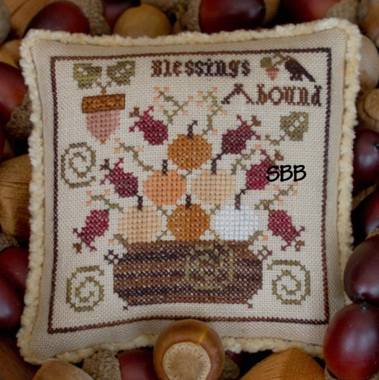 Clearance Plum Street Samplers  Blessings Abound