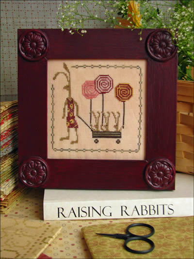 Clearance Plum Street Samplers Hare's Spring