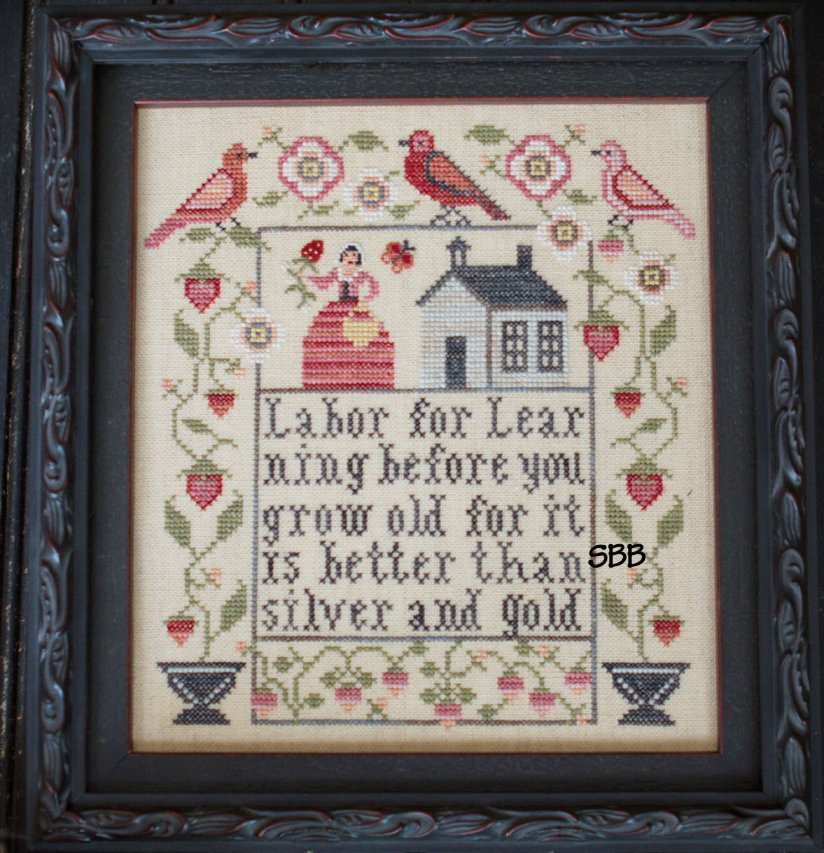 Clearance Plum Street Samplers  Labor For Learning