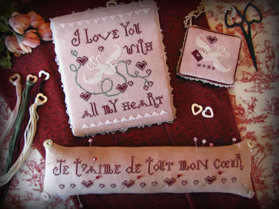Clearance Plum Street Samplers Love Notes