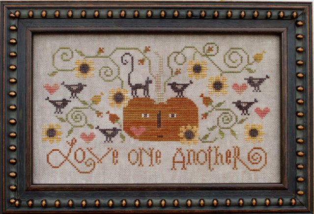 Clearance Plum Street Samplers Love One Another