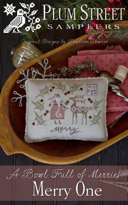 Clearance Plum Street Samplers Merry One