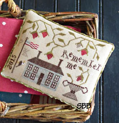 Clearance Plum Street Samplers Remember Me
