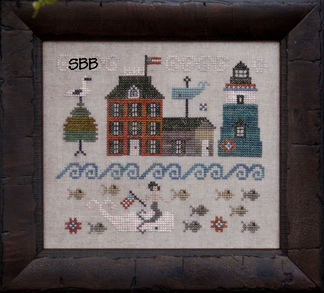 Clearance Plum Street Samplers Summer In Nantucket
