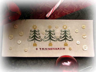 Clearance Plum Street Samplers Tannenbaum