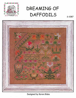 Clearance Rosewood Manor Designs Dreaming Of Daffodils