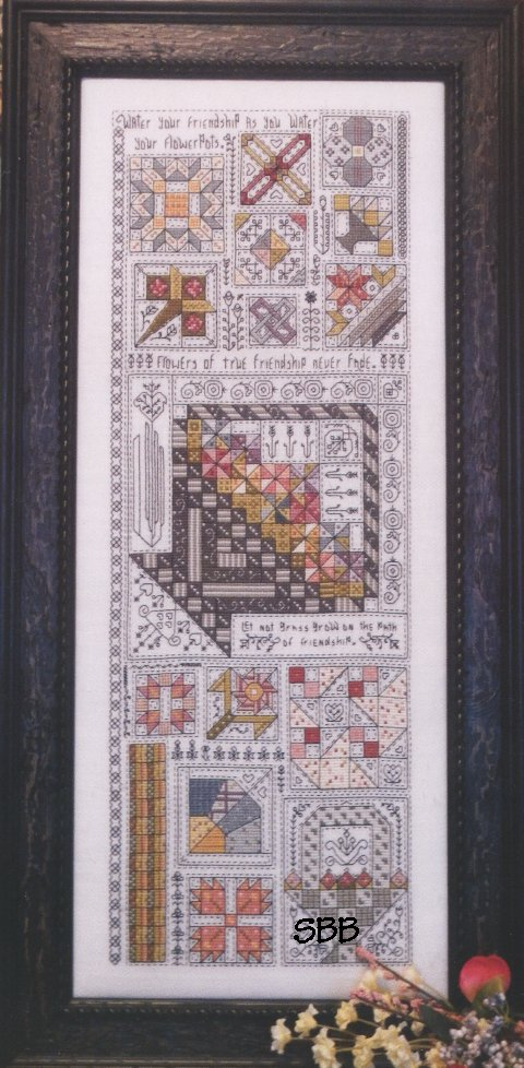 Clearance Rosewood Manor Designs Friendship Quilt