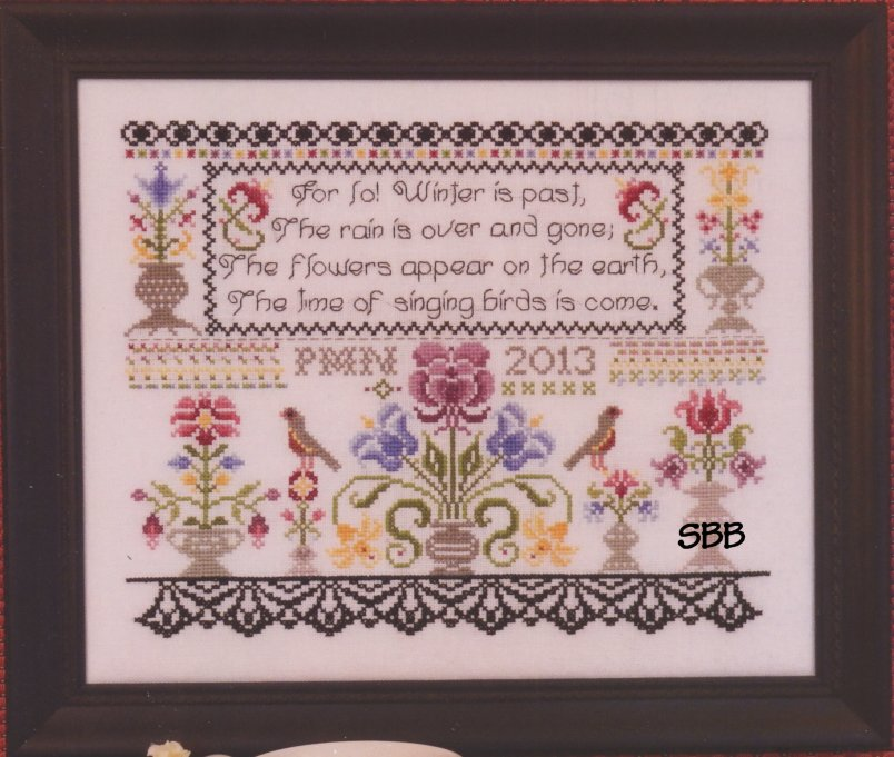 Clearance Rosewood Manor Designs Graystone Manor Sampler