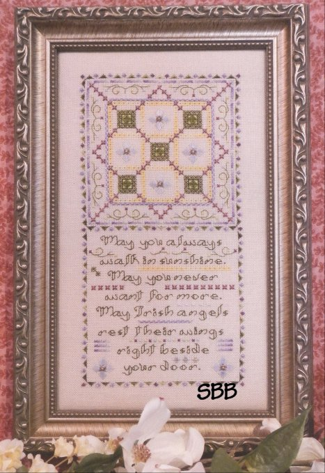 Clearance Rosewood Manor Designs Irish Chain Quilt Sampler