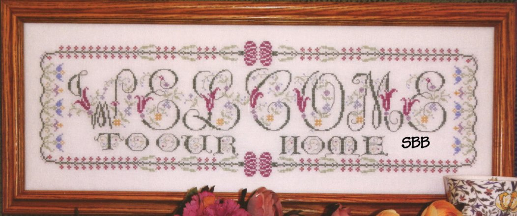 Clearance Rosewood Manor Designs Many Many Welcomes