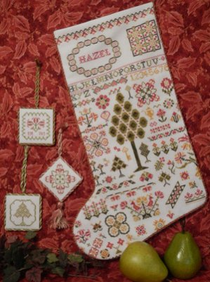 Clearance Rosewood Manor Designs My Granddaughters Stocking