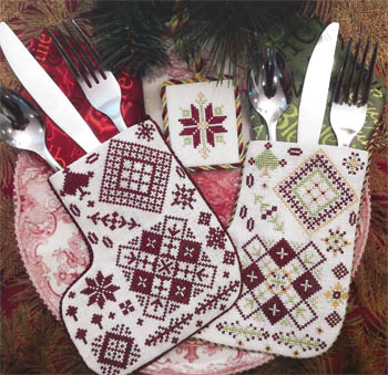 Clearance Rosewood Manor Designs Pomegranate Christmas
