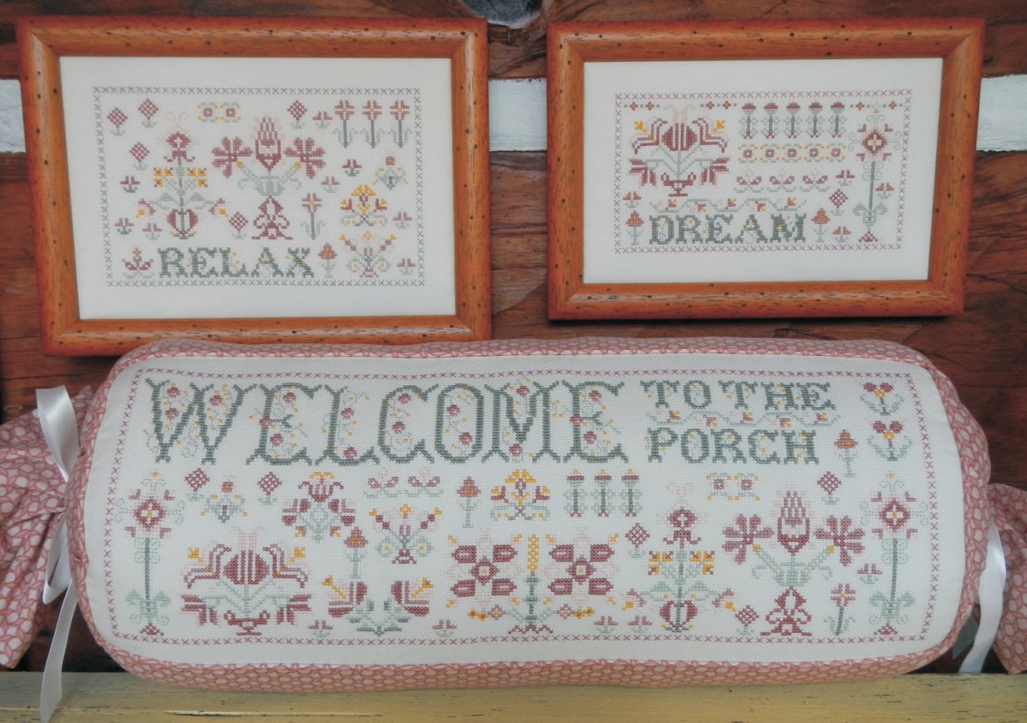 Clearance Rosewood Manor Designs Porch Welcome