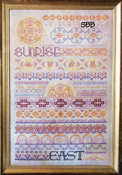 Clearance Rosewood Manor Designs Sunrise
