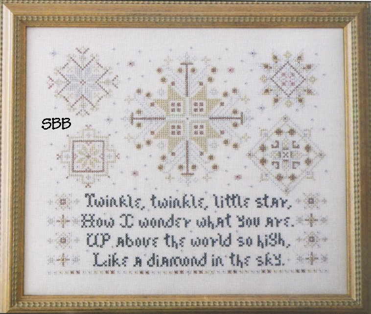 Clearance Rosewood Manor Designs Twinkle Twinkle