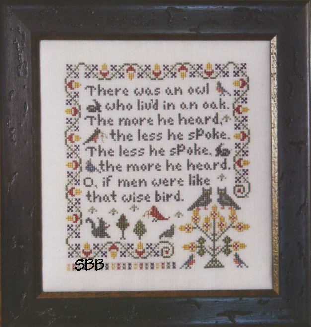 Clearance Rosewood Manor Designs Wise Owl