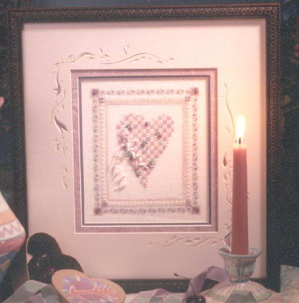 Clearance Shepherd's Bush Kits Cherry Heart