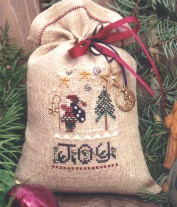 Clearance Shepherd's Bush Kits Christmas Treat Bag