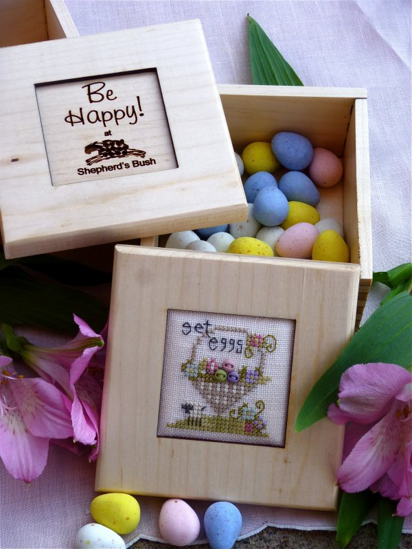 Clearance Shepherd's Bush Kits Get Eggs Box