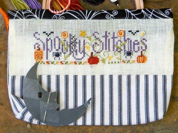 Clearance Shepherd's Bush Kits Spooky Stitches
