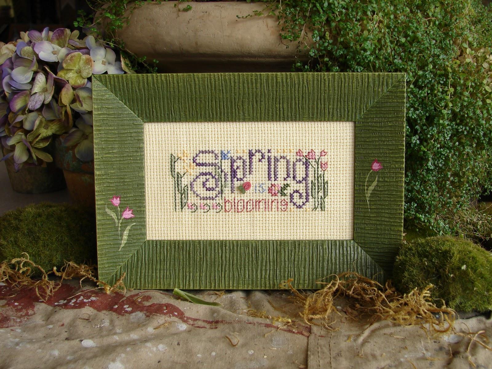 Clearance Shepherd's Bush Kits Spring Is Blooming