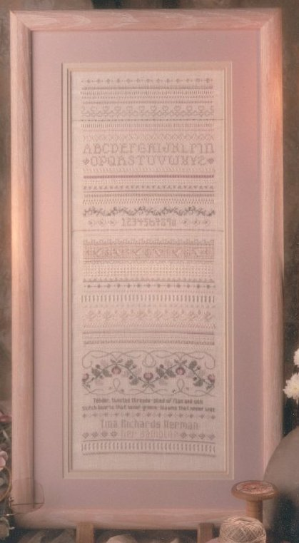 Clearance Shepherd's Bush Kits Victorian Sampler