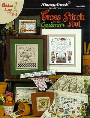 Clearance Stoney Creek Cross Stitch For The Soul