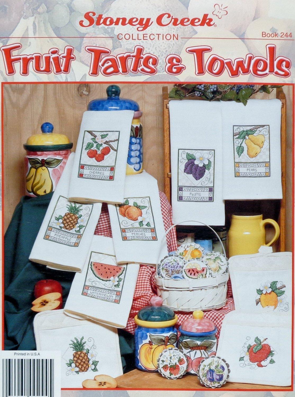 Clearance Stoney Creek Fruit Tarts & Towels