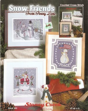 Clearance Stoney Creek Snow Friends From Penny Lane
