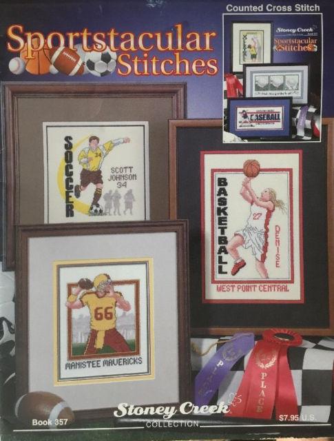 Clearance Stoney Creek Sportstacular Stitches