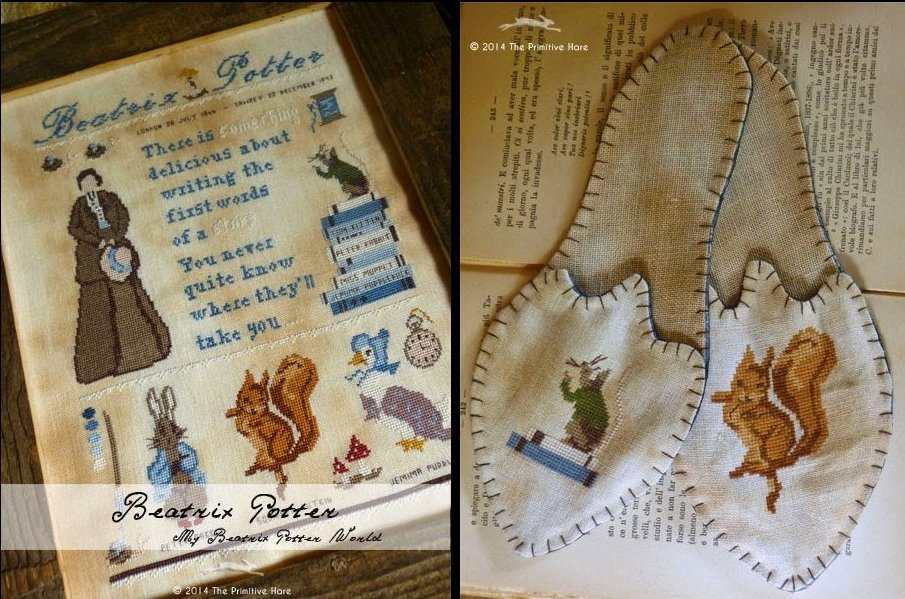 Clearance The Primitive Hare Beatrix Potter
