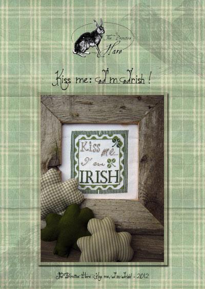 Clearance The Primitive Hare Kiss Me I'm Irish