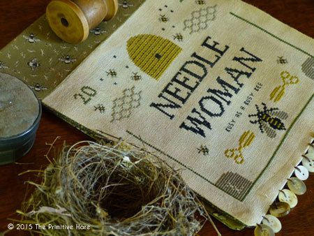 Clearance The Primitive Hare Needlewoman