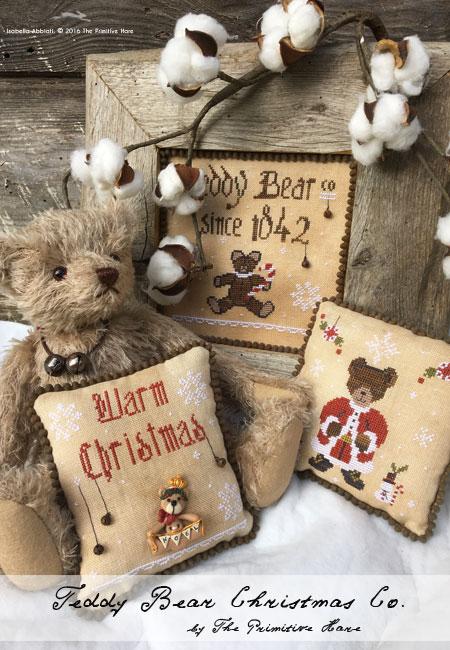 Clearance The Primitive Hare Teddy Bear Christmas Co.