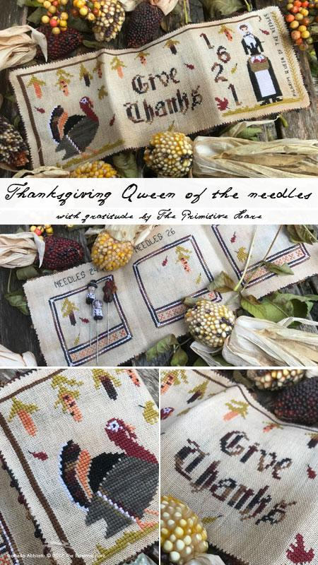 Clearance The Primitive Hare Thanksgiving Queen Of The Needle