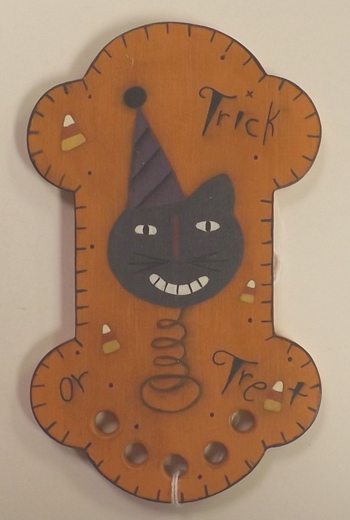 Clearance The Primitive Hare ~ Thread Keepers ~ Trick Or Treat