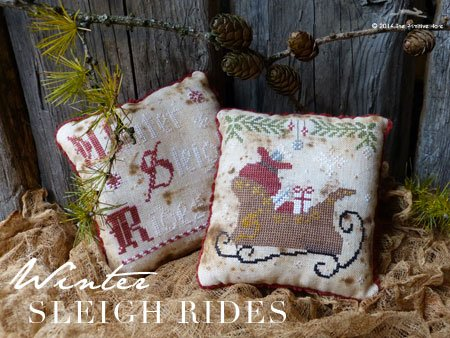 Clearance The Primitive Hare Winter Sleigh Rides