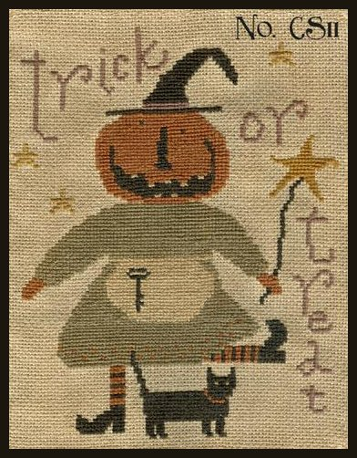 Clearance With Thy Needle CTS011 Tricks And Treats
