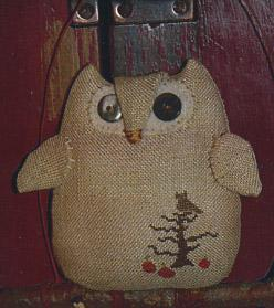 Clearance With Thy Needle CTS026 Its A Hoot