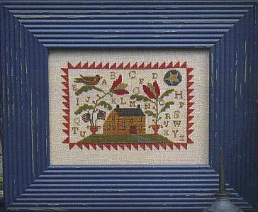 Clearance With Thy Needle CTS028 My Hearth And Home