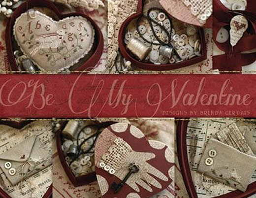 Clearance With Thy Needle CTS081 Be My Valentine