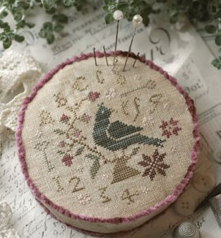 Clearance With Thy Needle CTS115 Brambleberry Bunting