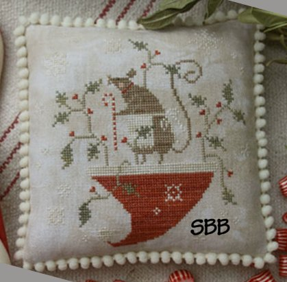 Clearance With Thy Needle CTS170 Merry Mouse