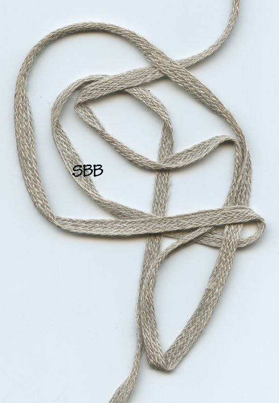 Clearance With Thy Needle LE14 Linen Braid Trim