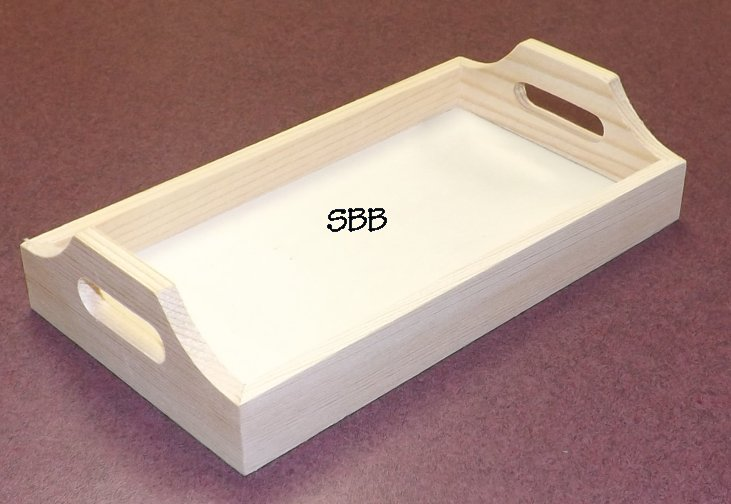 Clearance With Thy Needle LE Wooden Tray